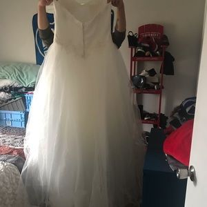 Sincerity Bridal Dresses - New Unaltered Bridal Gown!